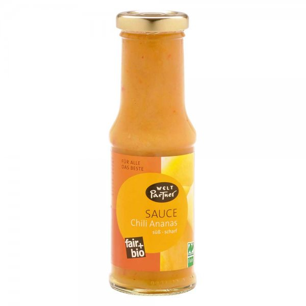 Chili-Ananas Sauce