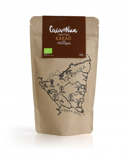 Single Origin Bio-Kakaopulver