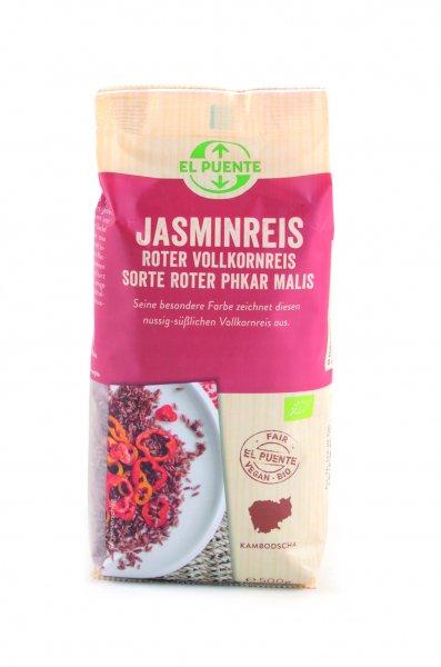 Bio-Jasminreis, rot