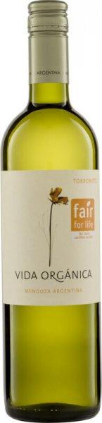 Bio-Torrontés Mendoza 2017 - Zuccardi-Bio-Weisswein trocken aus Fairem Handel-Fairer Handel mit Weisswein und Wein-Fair Trade Bio-Weine Weisswein aus Argentinien