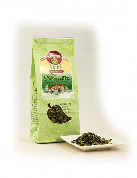 7-Zwergerl-Tee Bio-Kräutertee