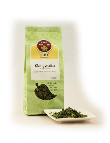 Bio-Kräutertee Klangwolke-Bio-Kraeutertee Klangwolke aus Fairem Handel-Fairer Handel mit Tee und Kraeutern in Europa-Fairtrade Bio-Kraeutertee aus Oesterreich