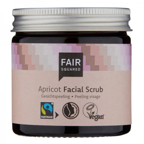 Gesichtspeeling Aprikose-Naturkosmetik Gesichtspeeling Aprikose aus Fairem Handel von Fair Squared-Fairer Handel mit Naturkosmetik und Wellnessprodukten-Fairtrade Gesichtspeeling Aprikose natuerlich und vegan