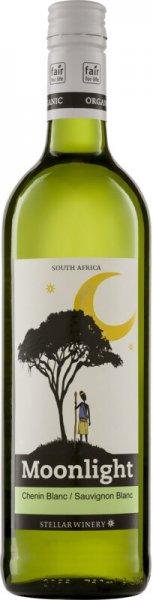 Bio-Weißwein, trocken 'Moonlight' Chenin Blanc-Sauvignon Blanc 2017