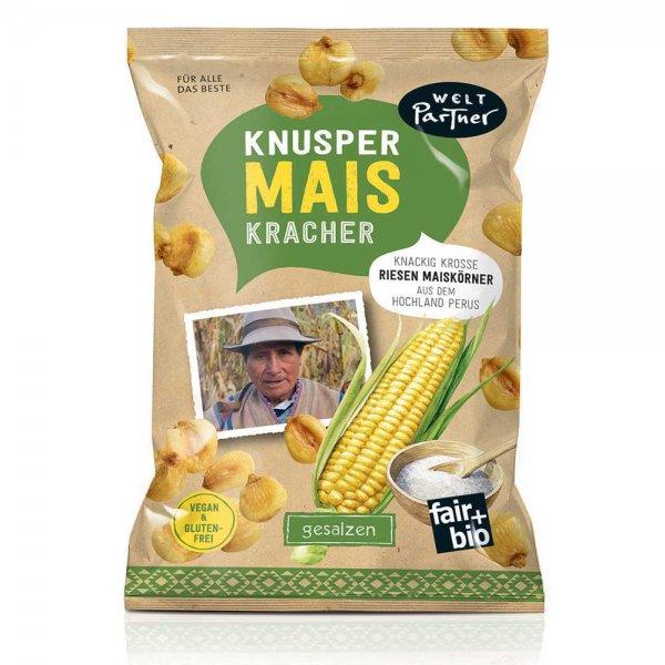 Bio-Knusper-Mais Kracher