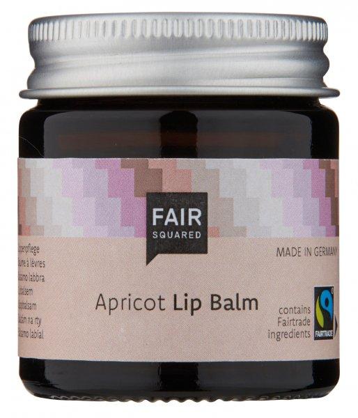 Lip Balm Almond, vegan-Naturkosmetik Lippenpflege Aprikose aus Fairem Handel von Fair Squared-Fairer Handel mit Naturkosmetik und Wellnessprodukten-Fairtrade Lip Balm Lippenpflege Aprikose natuerlich und vegan
