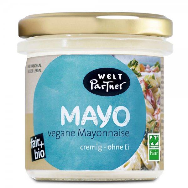Bio-Mayonnaise, vegan