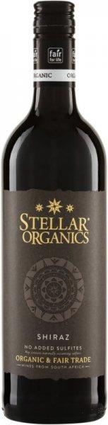 Bio-Shiraz 2019 - Stellar Organics- Bio-Rotwein Shiraz aus Fairem Handel Stellar Organicsa-Fairer Handel mit Wein und Winzern aus Uebersee-Fairtrade Bio-Rotwein Shiraz aus Suedafrika