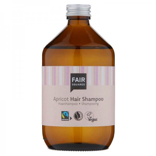 Shampoo Aprikose-Naturkosmetik Shampoo Aprikose aus Fairem Handel-Fairer Handel mit Naturkosmetik und Wellnessprodukten-Fairtrade Naturkosmetik von Fair Squared Palaestina