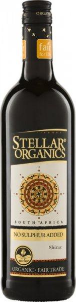 Bio-Shiraz 2015 - Stellar Organics-Bio-Rotwein Shiraz aus Fairem Handel-Fairer Handel mit Wein-Fair Trade Bio-Rotwein Bio-Shiraz aus Suedafrika
