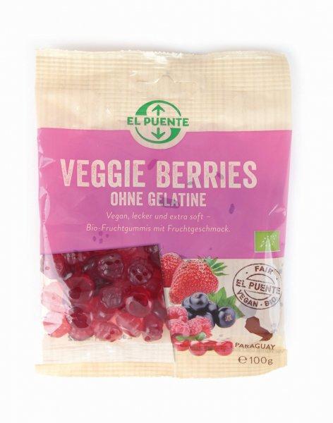 Bio-Fruchtgummis Veggie Berries-vegane Bio-Fruchtgummis Gummibaerchen aus Fairem Handel-Fairer Handel mit Suessigkeiten Gummibaerchen-Fair Trade Bio-Fruchtgummis vegane Gummibaerchen aus Paraguay