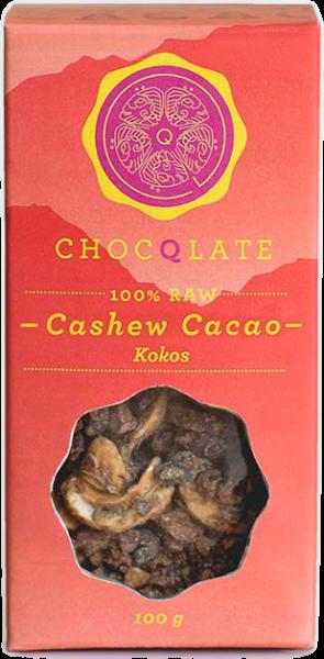 Bio-Cashew-Kakao-Kokos Snack