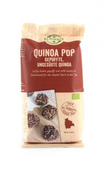 Bio-Quinoa Pop