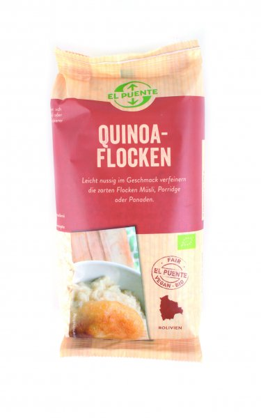 Bio-Quinoa-Flocken