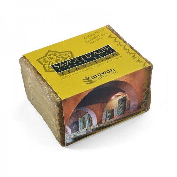 Aleppo-Seife 'Tradition'-Aleppo-Seife Tradition natur aus Fairem Handel-Fairer Handel mit Seifen und Naturkosmetik-Fairtrade Aleppo-Seifen Tradition aus Syrien