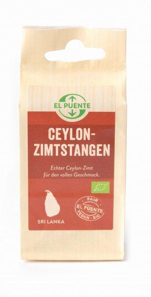 Bio-Zimtstangen Ceylon-Zimt