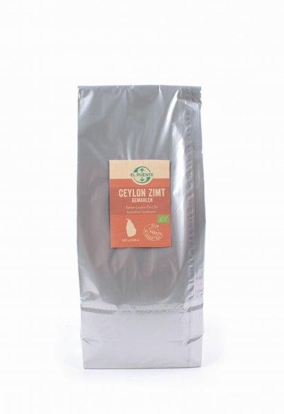 Bio-Ceylon Zimt gemahlen, Grosspackung