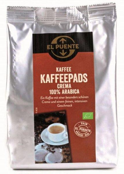 Bio-Kaffeepads Crema-Bio-Kaffeepads Crema aus Fairem Handel-Fairer Handel mit Kaffepads und Kaffee-Fairtrade Bio-Kaffeepads Kaffee Crema aus Bolivien