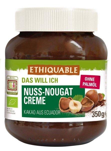 Bio-Nuss-Nougat Creme-beste Bio-Nuss-Nougat Creme aus Fairem Handel-Fairer Handel mit Kakao und Schokolade-Fairtrade Bio-Nuss-Nougat Creme aus Belgien