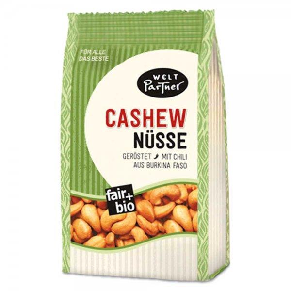 Cashewnüsse geröstet & mit Chili verfeinert