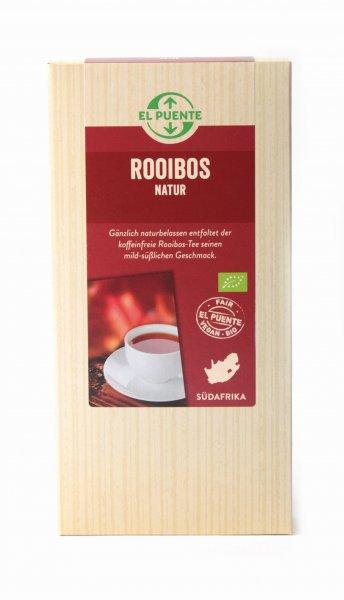 Bio-Rooibostee natur-Bio-Rooibostee Rooibos aus Fairem Handel-Fairer Handel mit Tee-Fair Trade Bio-Rooibostee Rooibos aus Suedafrika