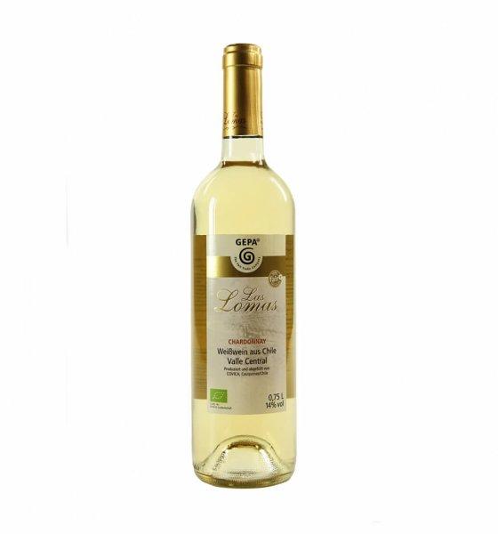 Bio-Chardonnay 2017 - Las Lomas