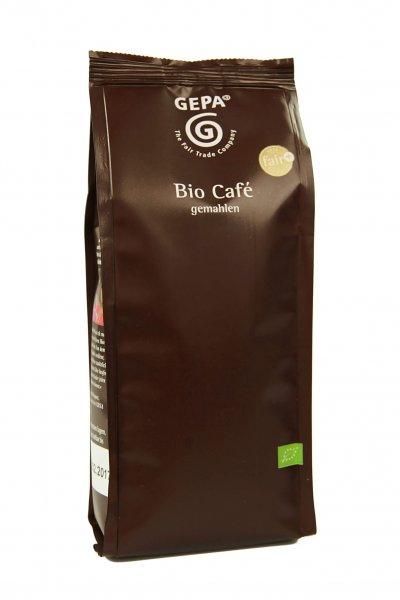dein Design - Bio-Aktionskaffee, gemahlen-Bio-Roestkaffee DIY dein Design aus Fairem Handel-Fairer Handel mit Kaffee und Kakao-Fair Trade Bio-Roestkaffee von GEPA Mexiko Nicaragua