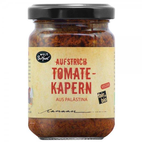 Bio-Aufstrich Tomate-Kapern