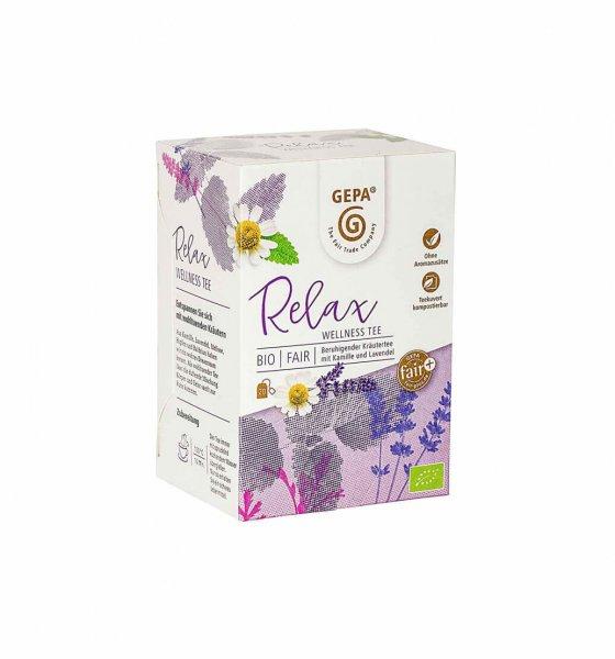 Bio-Wellness-Tee Relax