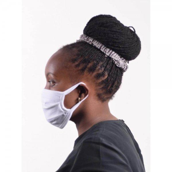 Mund-Nasenschutz, Größe M - aus GOTS zertifizerter Bio-Baumwolle-Mund-Nasenschutz GOTS zertifizierte Bio-Baumwolle aus Fairem Handel-Fairer Handel mit oekologisch unbedenklichen Mund-Nasenschutz-Fairtrade Oeko-Mund-Nasenschutz GOTS zertifiziert