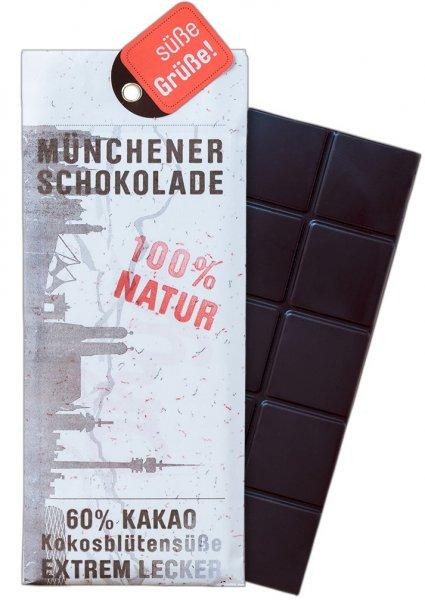 Münchener Bio-Schokolade