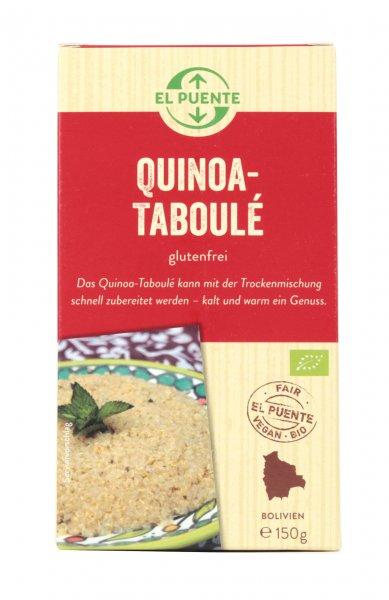 Bio-Quinoa Taboulé