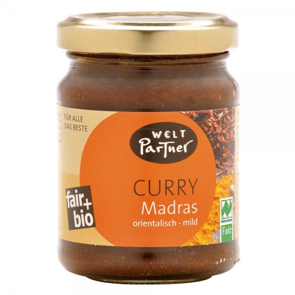 Currypaste Madras