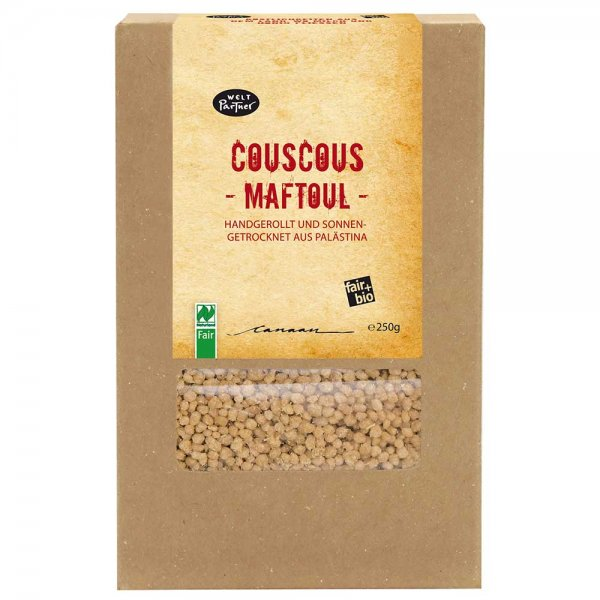 Bio-Couscous Maftoul