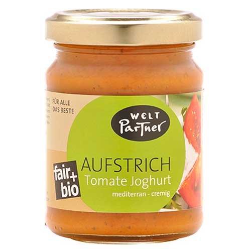 Tomate Joghurt Aufstrich