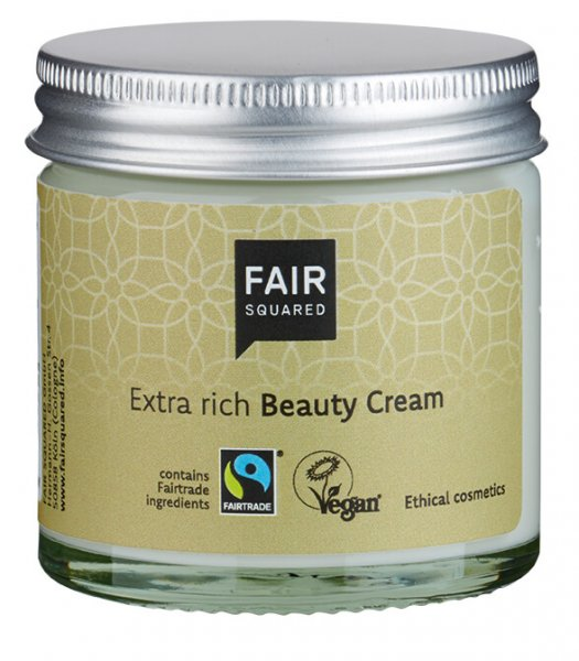 Schönheitscreme Hydro Care, Beauty Cream-Naturkosmetik Schoenheitscreme Beauty aus Fairem Handel-Fairer Handel mit Naturkosmetik und Oelen Fair Squared-Fair Trade Naturkosmetik vegan halal