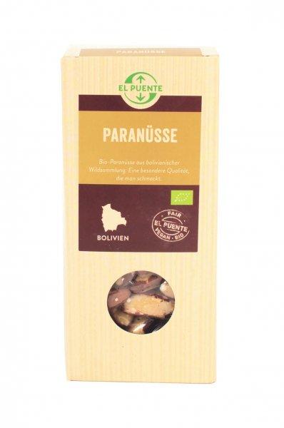 Bio-Paranüsse aus Wildsammlung-Bio-Paranuesse geschaelt aus Fairem Handel von El Puente-Fairer Handel mit Nuessen und Kernen-Bio-Paranuesse Wildsammlung von Kleinbauern aus Bolivien